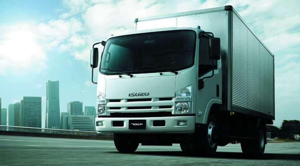 ISUZU. 15 000 грузовиков российской сборки