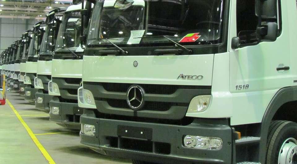 Mercedes-Benz в России. Итоги 2014, планы 2015