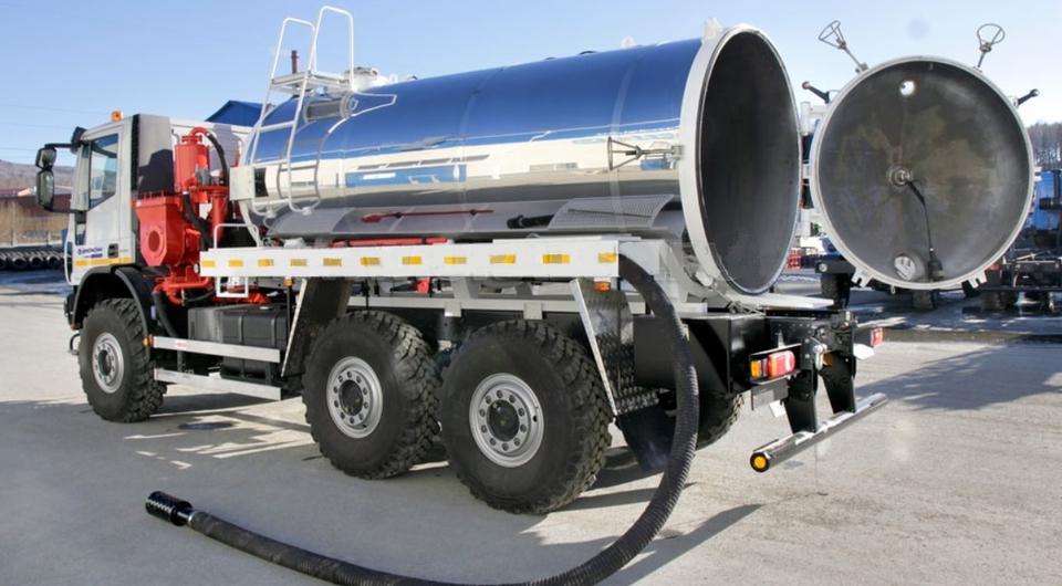 «УралСпецТранс»: Iveco для борьбы с разливами нефти