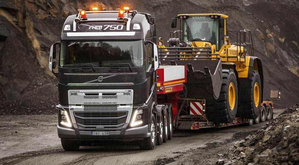 Volvo FH. Сложнее условия – прочнее бампер