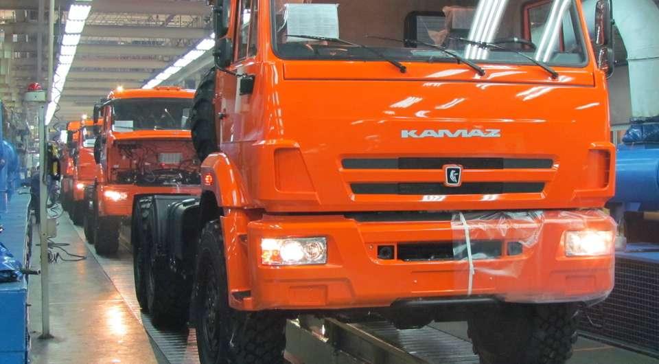 КАМАЗ налаживает производство в Азербайджане