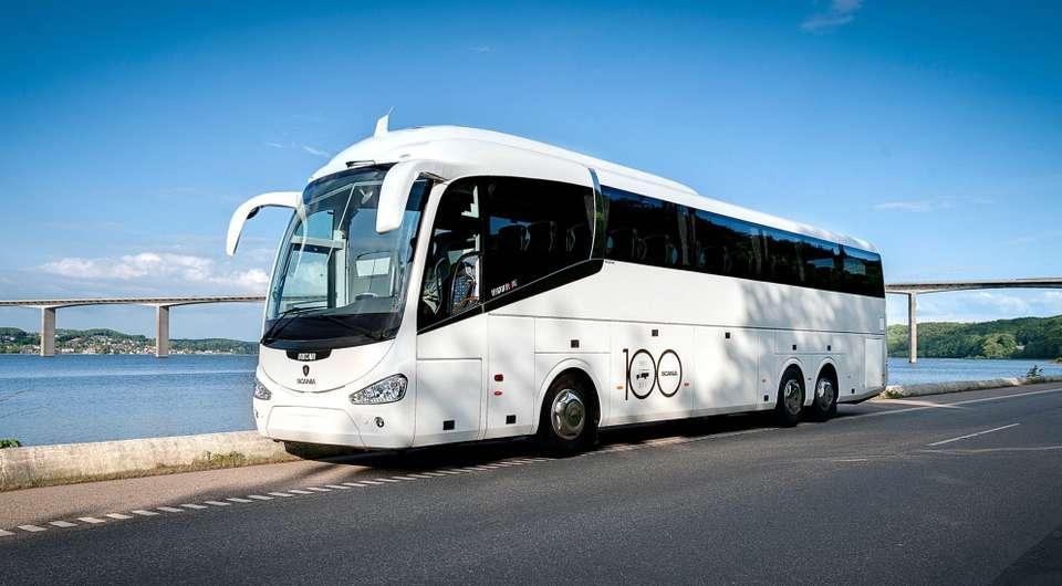 Scania Irizar I6 для компании LUX Express