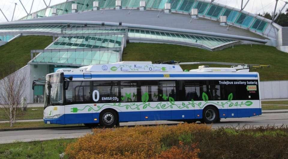 Solaris: счет троллейбусов перешел за тысячу