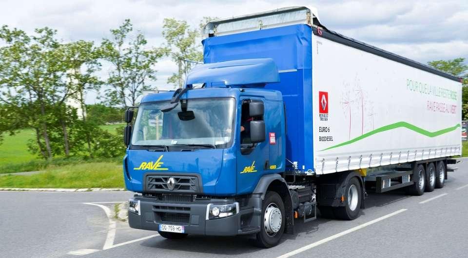 Биодизельные Renault для европейского авиапрома
