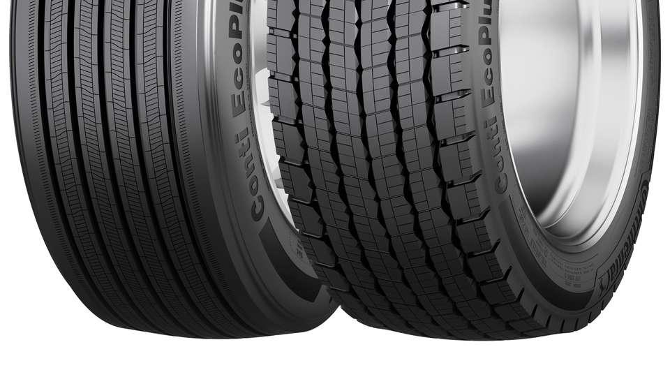 Continental расширяет линейку грузовых низкопрофильных шин