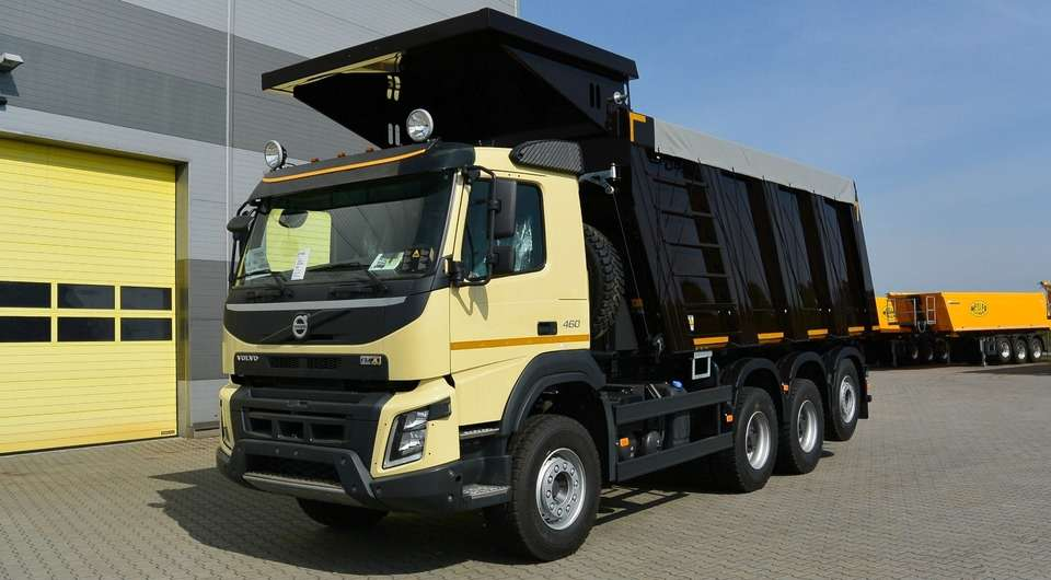 Volvo Trucks. Специально для российского майнинга