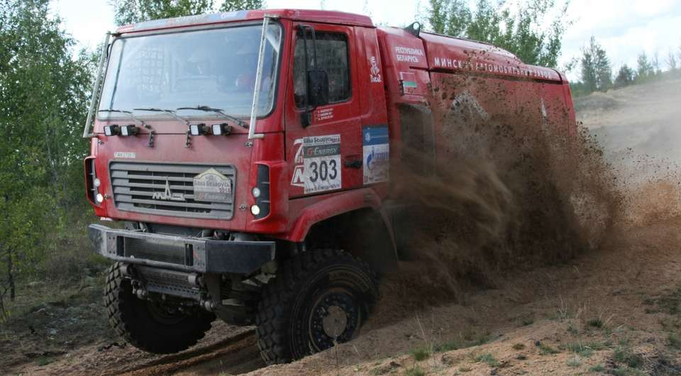 «Баха Беларусь-2015»: машины на старте!