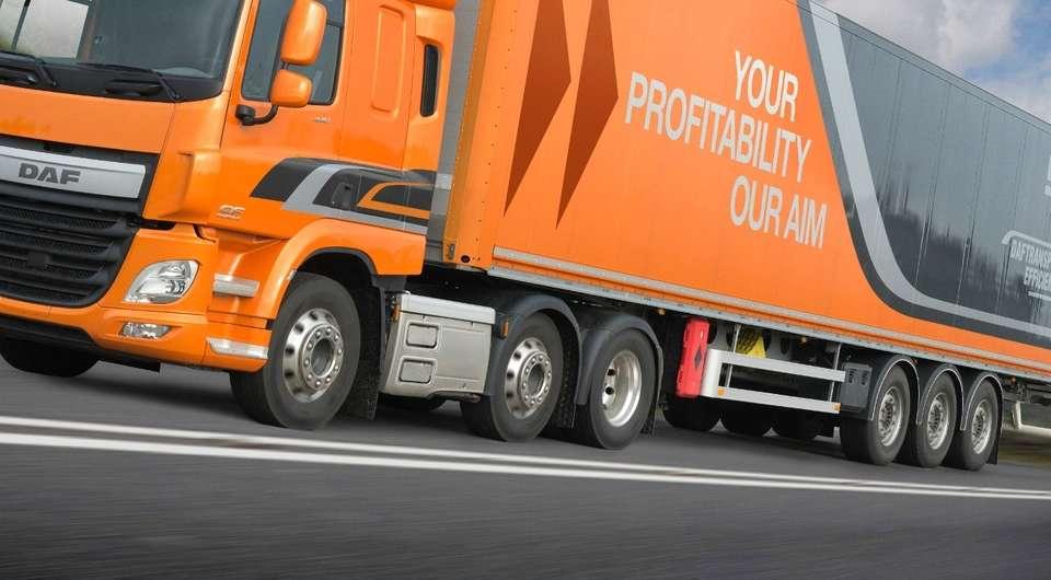 KORMORAN: грузовые шины следующего поколения