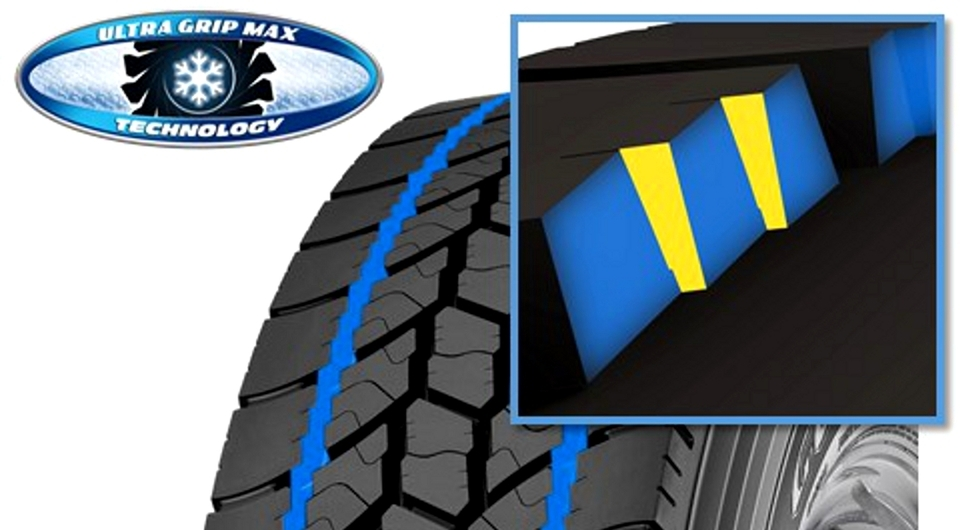 Goodyear ULTRA GRIP MAX: готовь сани летом!