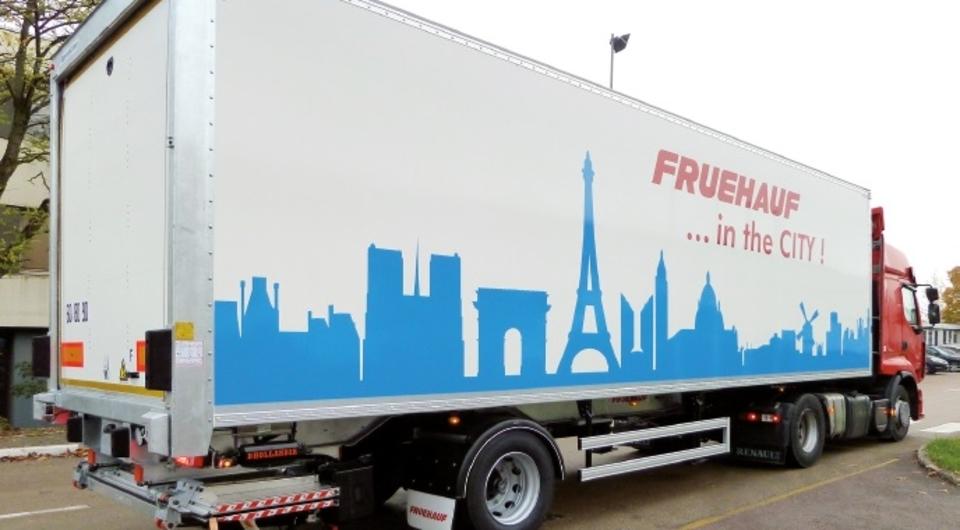FRUEHAUF теперь принадлежит компании WIELTON