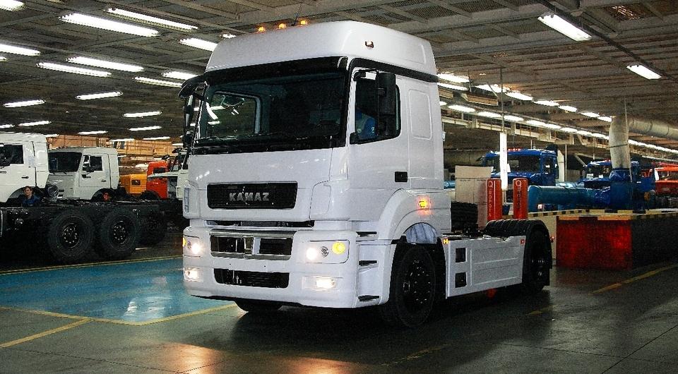 Новый КАМАЗ: межсервисный интервал – 60 тыс. км.