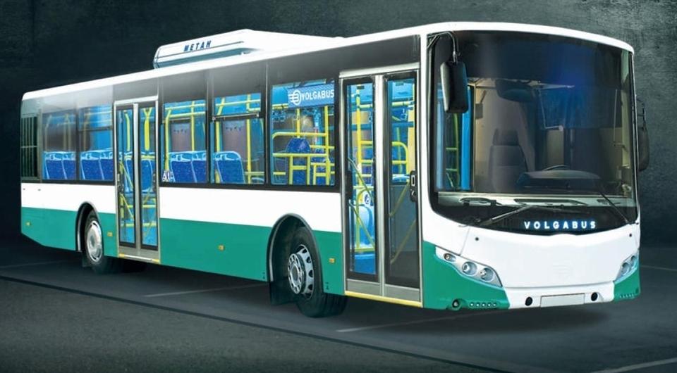 Volgabus: 53 газовых автобуса для Волгограда