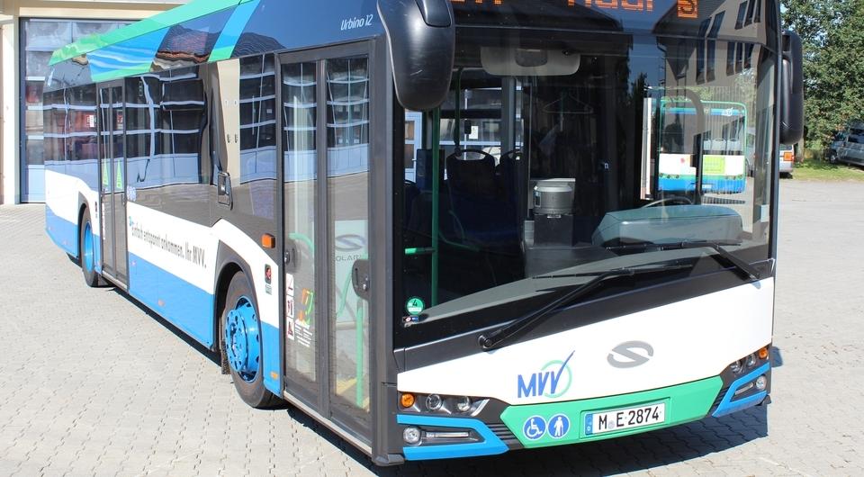 Solaris Urbino добрался до Баварии