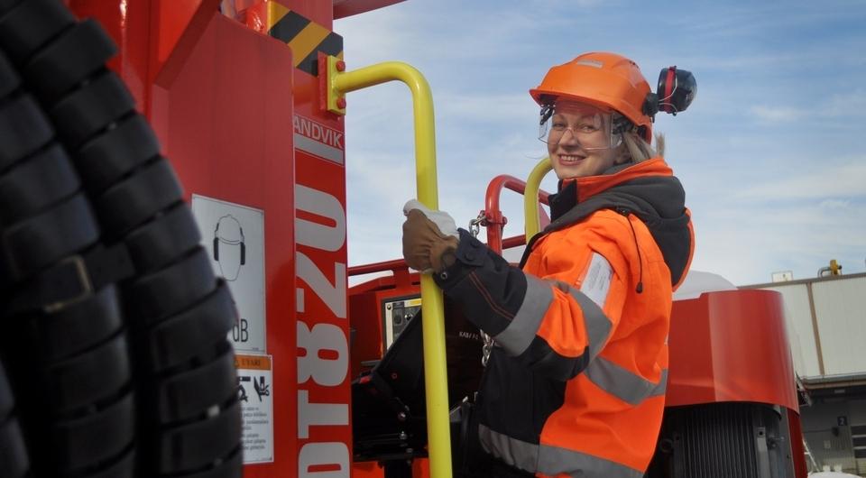Sandvik Construction поддержала требования по безопасности
