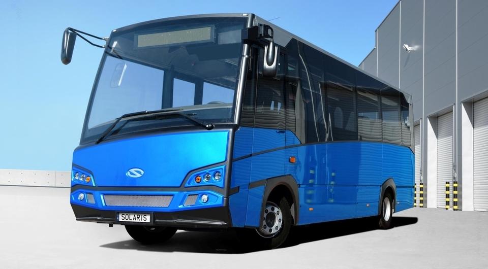 SOLARIS и DAF. Первый плод автобусного союза