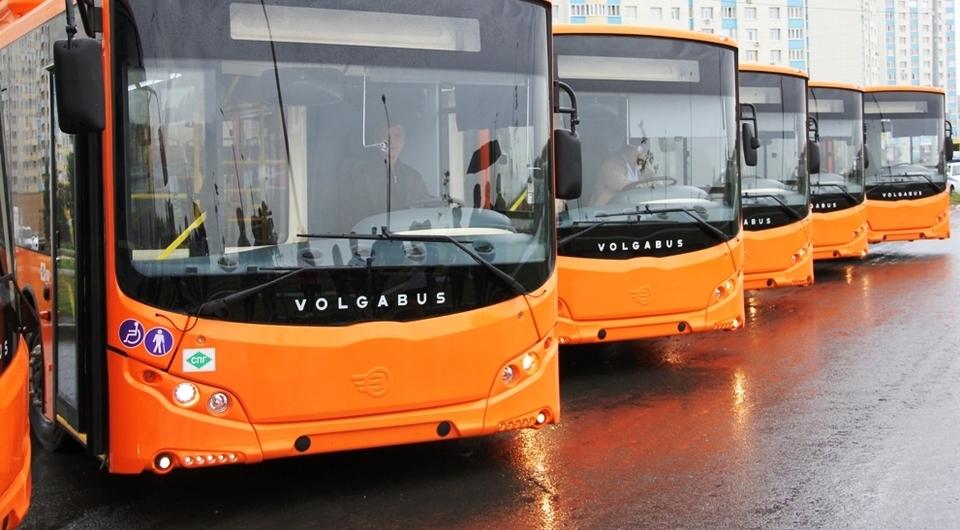 Volgabus: газомоторные автобусы для Оренбурга