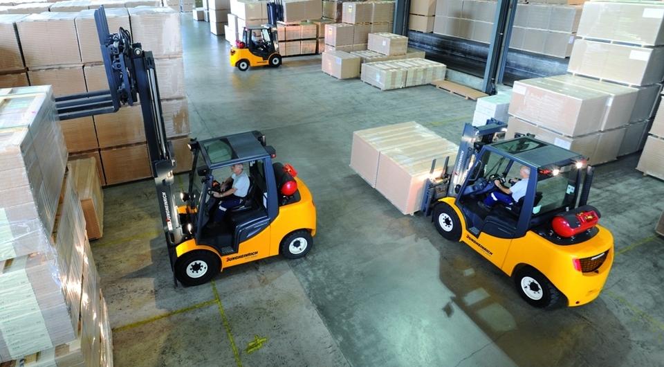 Jungheinrich и NTP Forklifts. Стратегическое партнерство в Австралии