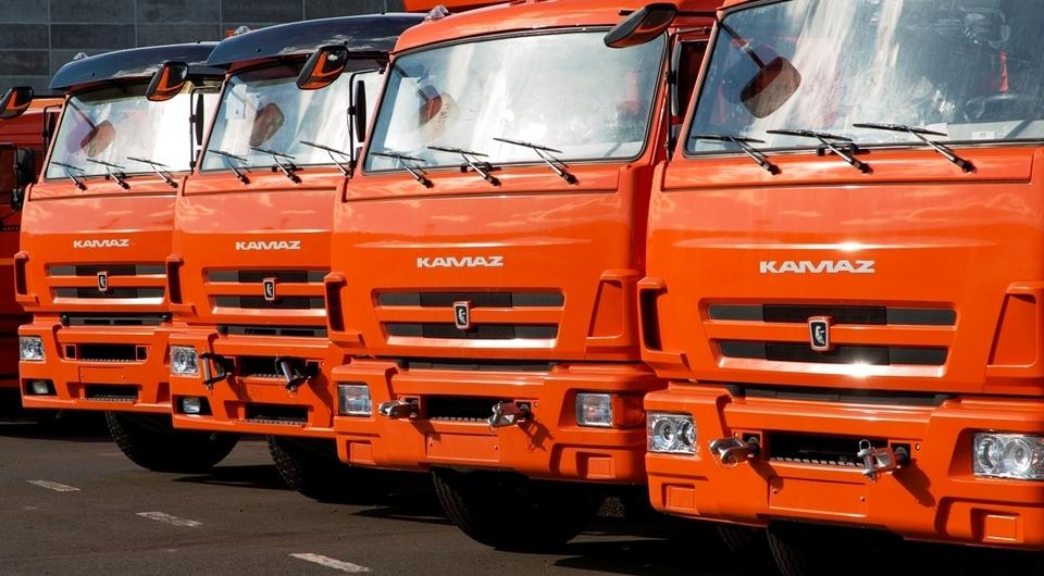 КАМАЗ нарастил долю и удвоил экспорт