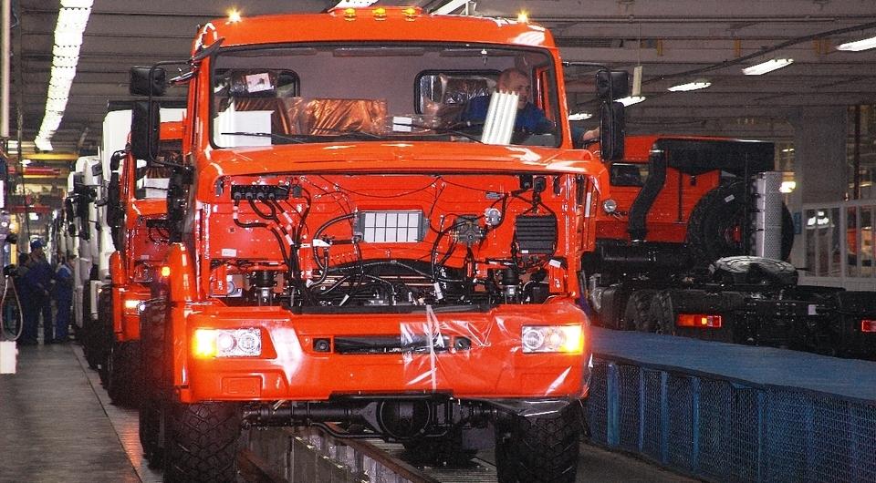 КАМАЗ укрепил лидерство на российском рынке