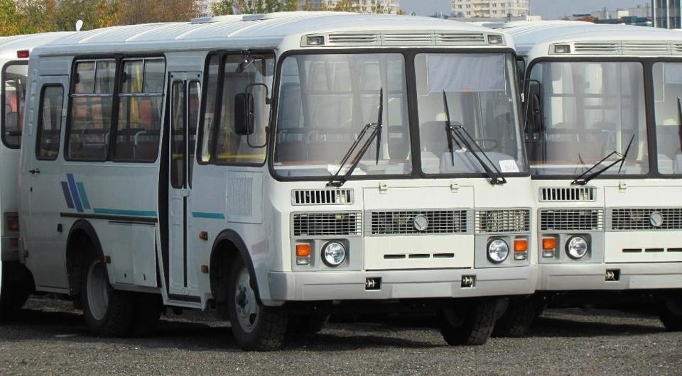 Газовые «пазики» для Воронежской области
