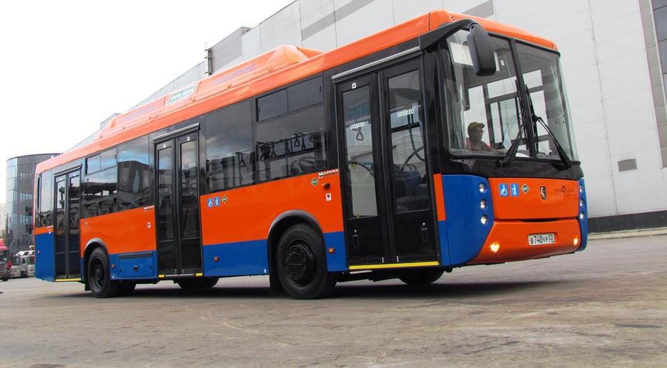 КАМАЗ. 10-тысячный автобусный каркас