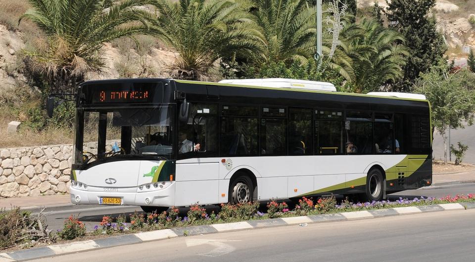 Solaris. 110 автобусов для Израиля и 4 для горного курорта