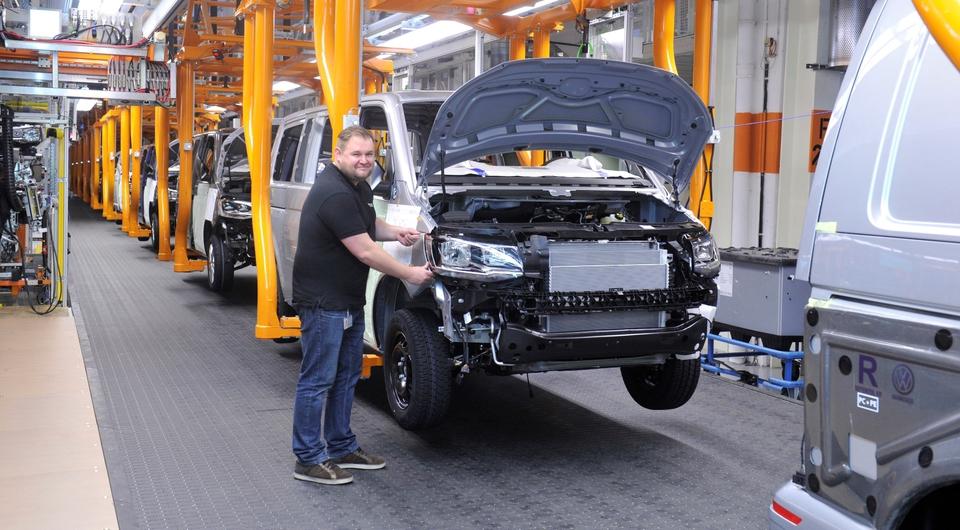 Volkswagen в Ганновере: модернизация производства
