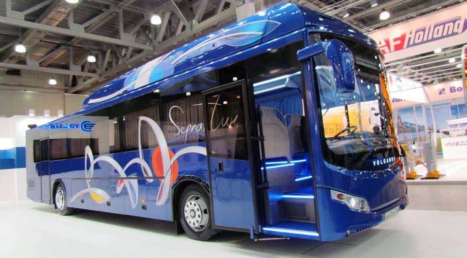 Volgabus: в новый год – с новыми контрактами