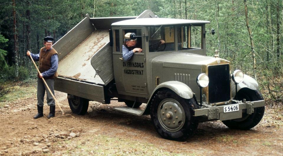 Scania в 2016 году отпразднует 125-летие