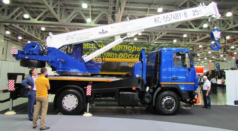МАЗ на Украине – грузовик номер один