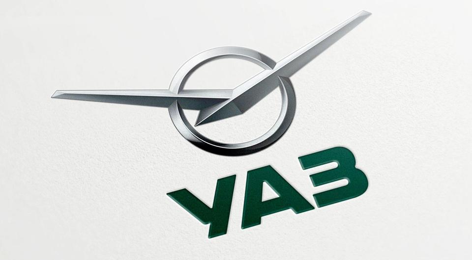 УАЗ представил новый логотип