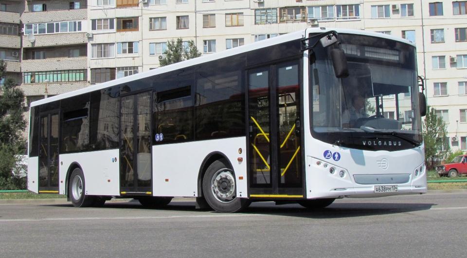 Volgabus снова прорвался в Москву