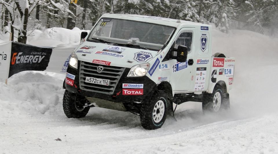 «ГАЗ Рейд Спорт» победил в Карелии