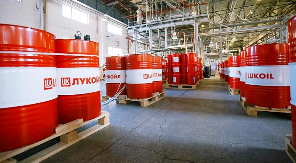 ЛУКОЙЛ: универсальное трансмиссионное масло