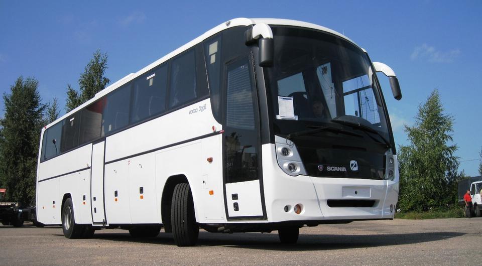 Scania будет продавать ЛИАЗы