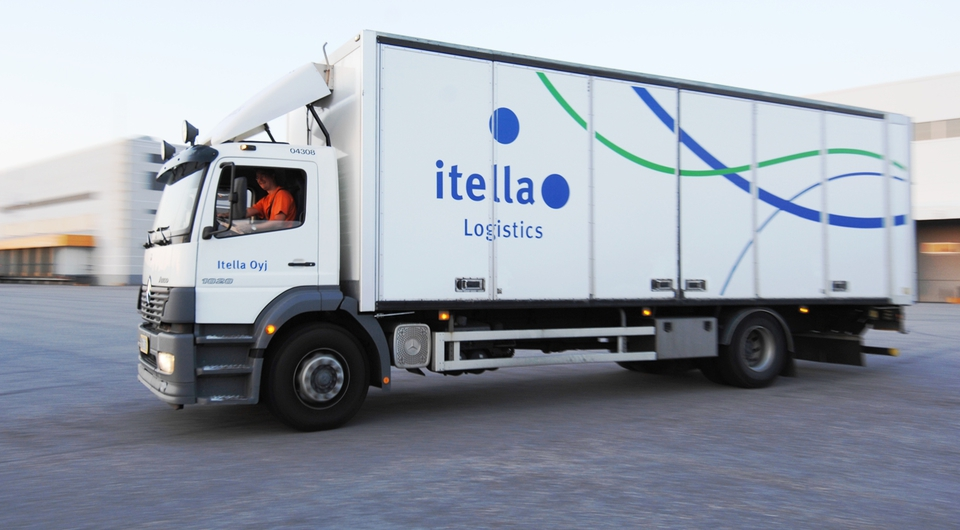 Itella в России строится и расширяется