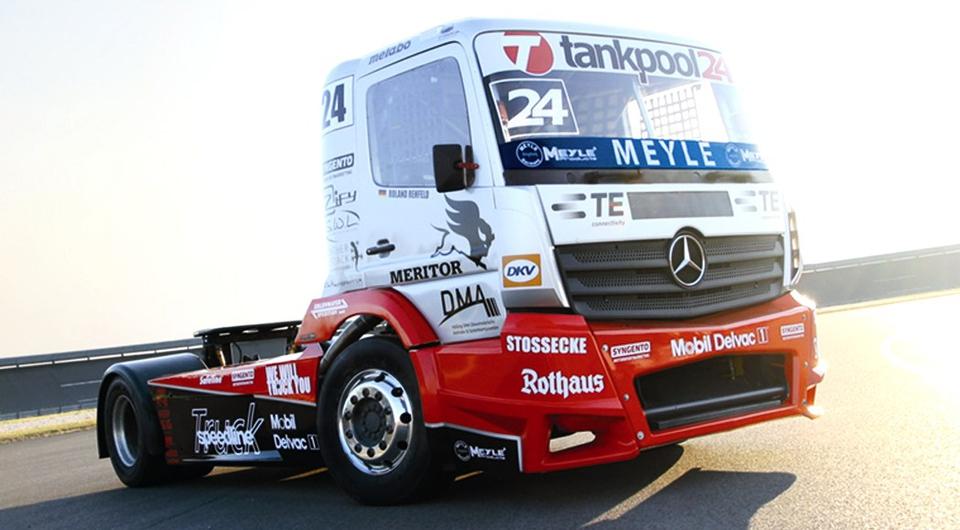 MEYLE вновь партнер гонок на грузовиках