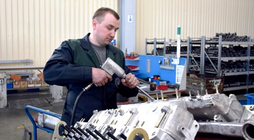ТМЗ перешагнул рубеж в 200 двигателей в месяц!