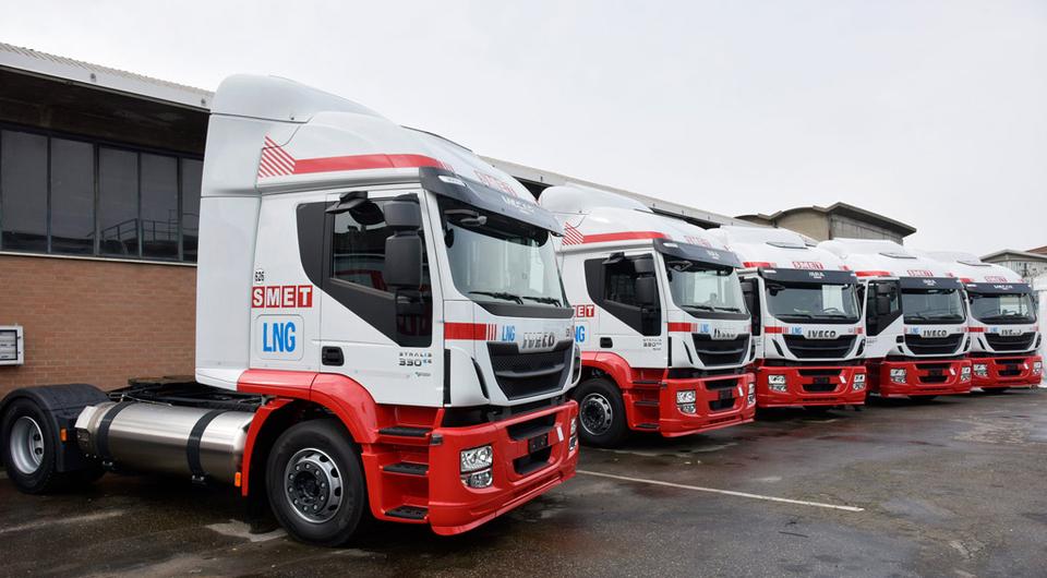 Компания Iveco заключила крупный контракт