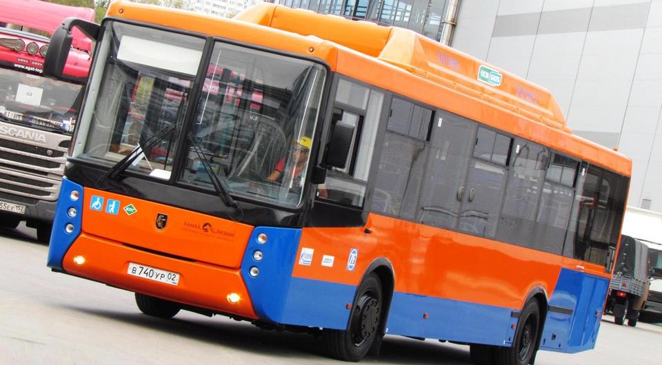 Нефтекамские автобусы отправились в Крым