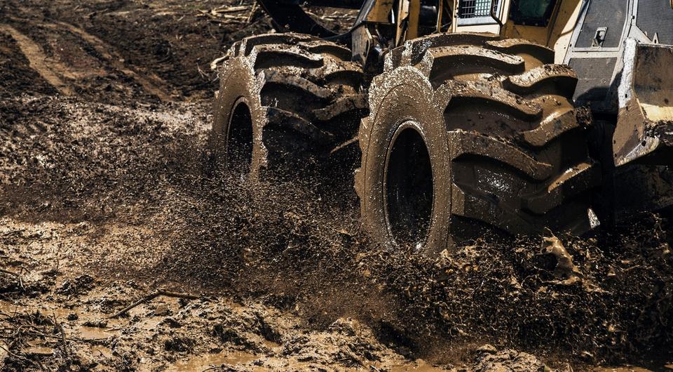 Nokian: новая шина для трелевочных тракторов