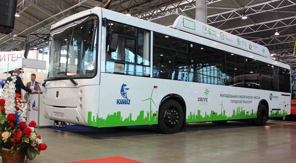 Российский электробус отправится в Банког