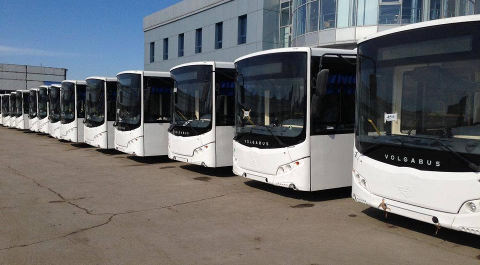 Volgabus снова покорил Санкт-Петербург