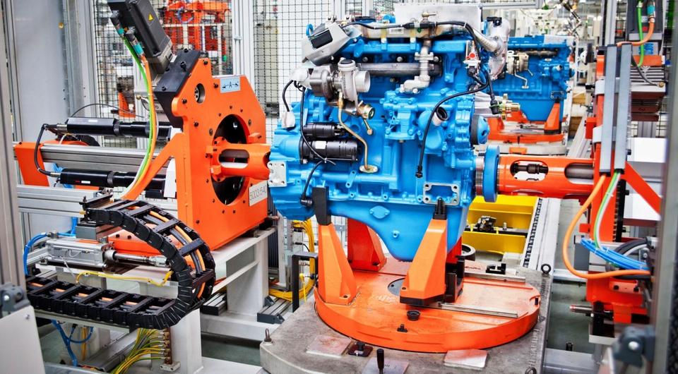 Выпущен 25-тысячный двигатель семейства ЯМЗ-530