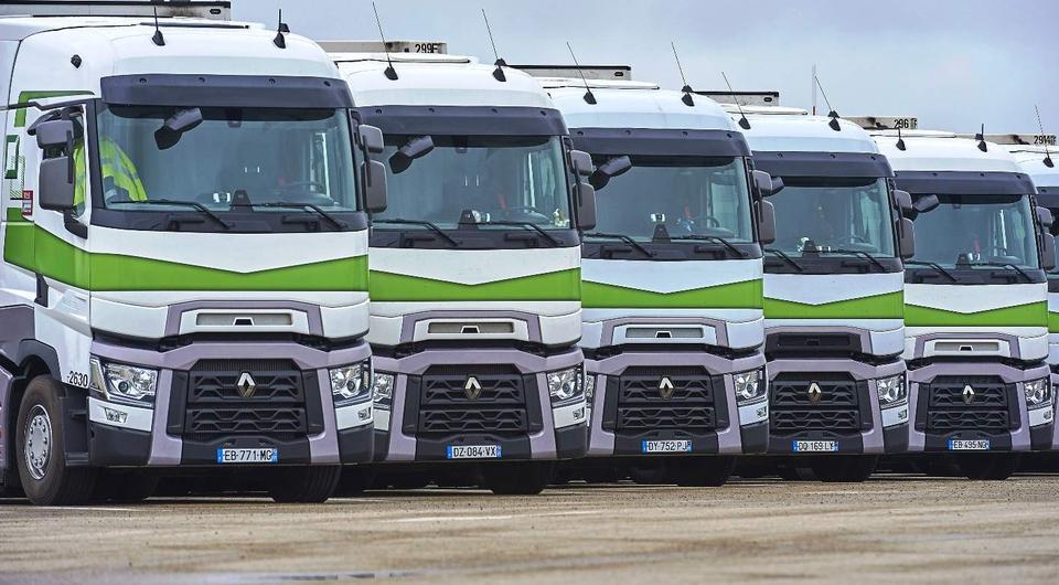 Renault: OptiFleet проконтролирует технику вождения