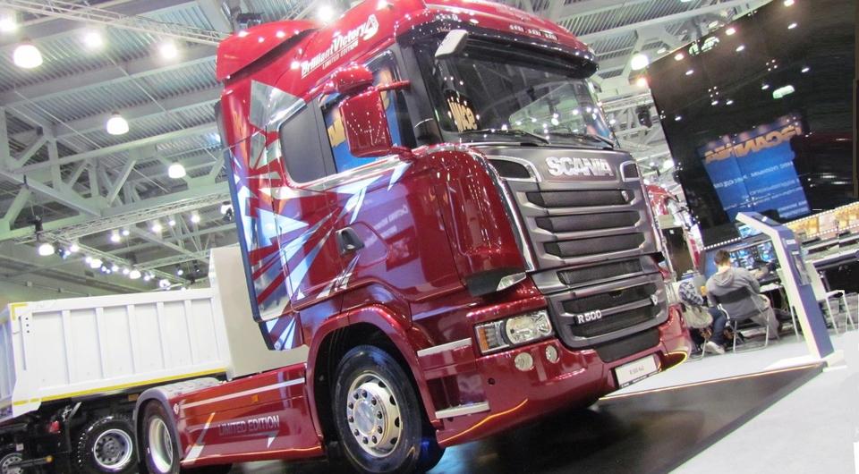 Эксклюзивная Scania Brilliant Victory обрела владельца