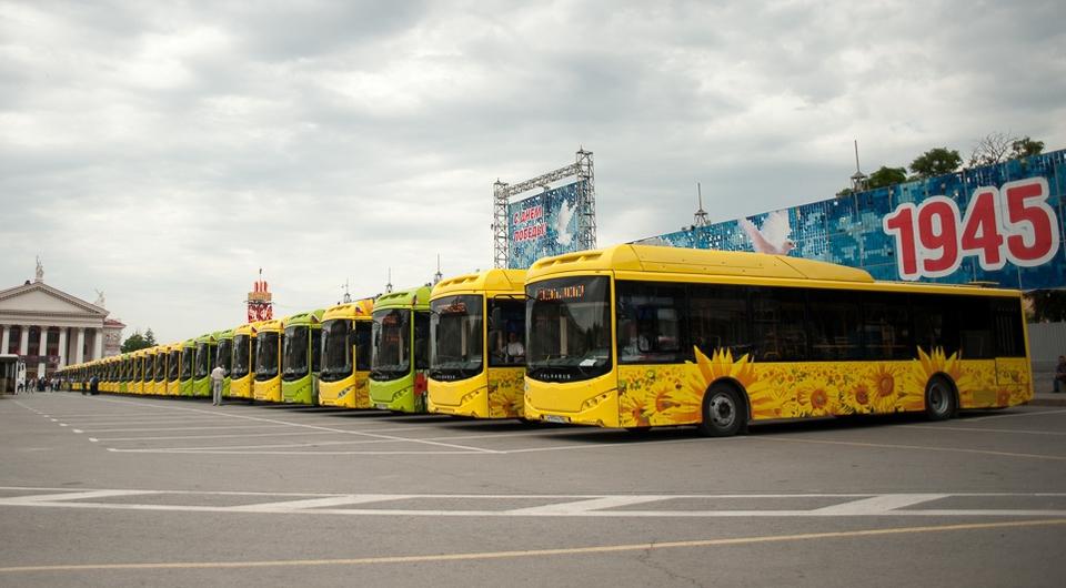 Volgabus развивает собственное производство шасси
