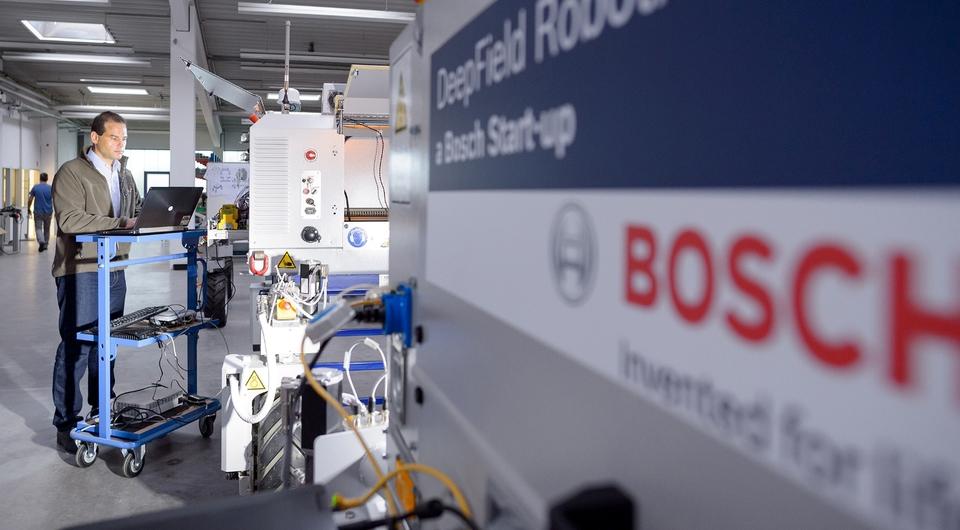 «Роберт Бош»: локализация рулевого управления