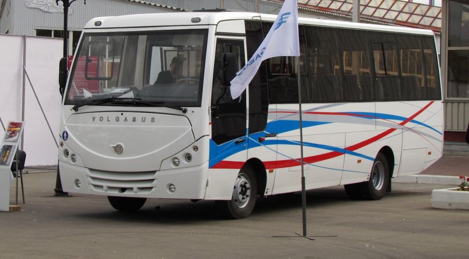 Volgabus: задача года – полтысячи автобусов!