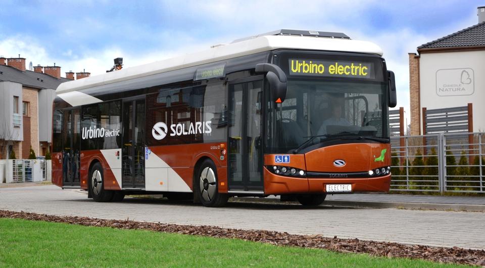 Solaris. Электробусы и «гибриды» для индийцев